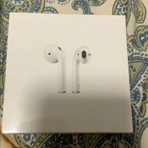 Apple airpods new and authentic sealed